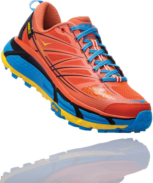 Orange Chaussures Trail Hoka Mafate De Speed One HommeNasturtiumspicy 2 byYf67vIg